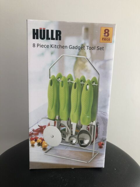 Tool Gadget Sets Hullr 9 Piece Stainless Steel Kitchen Gadgets Tools Set Can For Sale Online Ebay