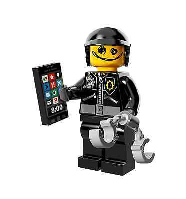 NEW THE LEGO MOVIE MINIFIGURES 71004 - Scribble-Face Bad Cop