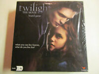 Cardinal Industries The Twilight Saga New Moon Movie Board Game Toys