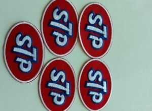 5-STP-GAS-OIL-Easy-Sew-Iron-On-WHOLESALE-3-Inch-PATCHES-W-FREE-SHIPPING