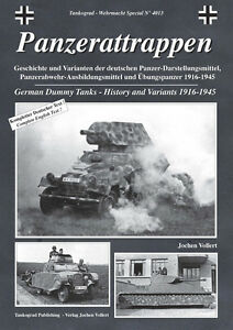 4013-Panzerattrappen-Tankograd-NEU-amp