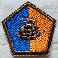Insigne PATCH US WWII ORIGINAL 51° DI DIVISION INFANTERIE
