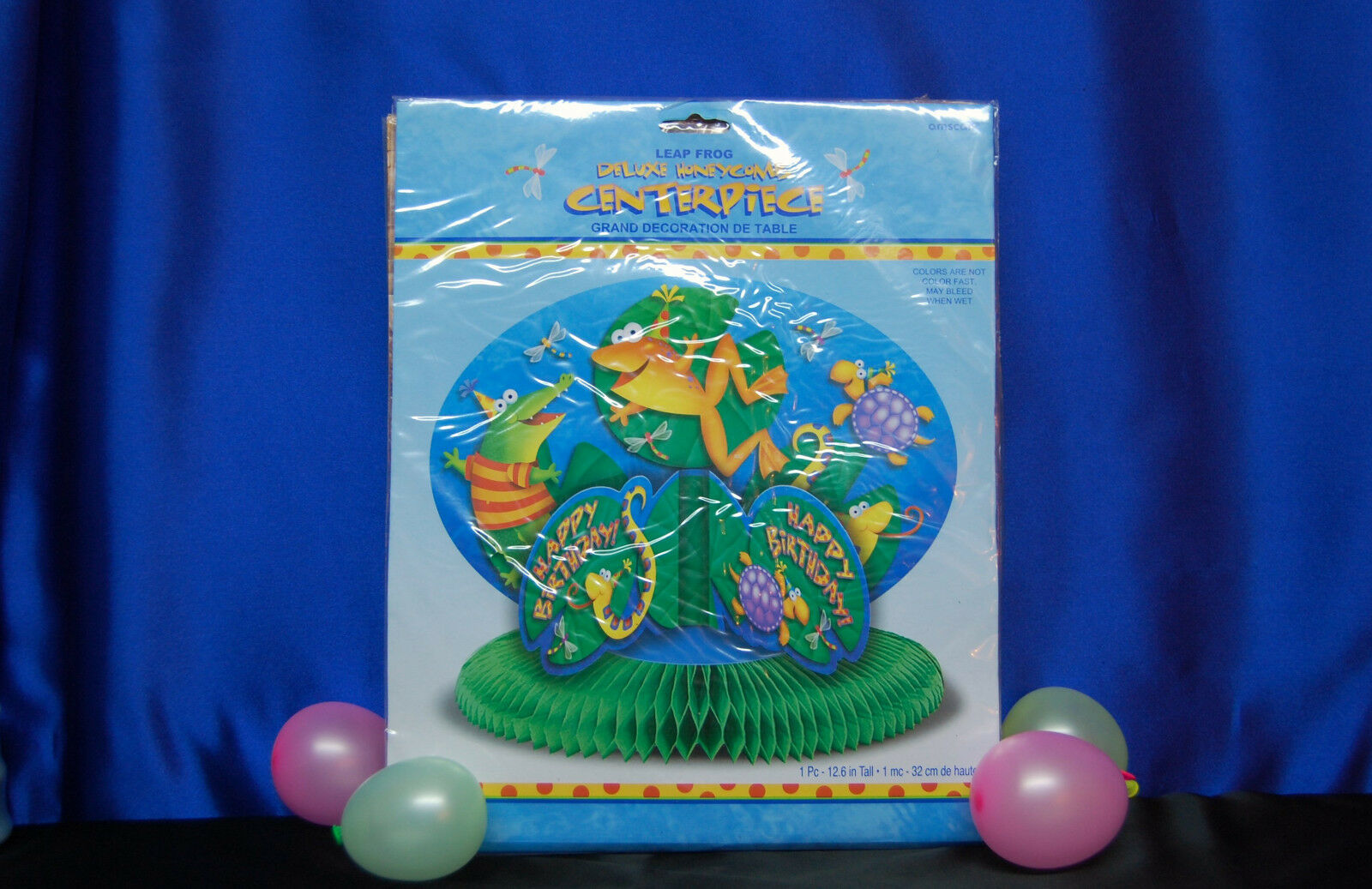 Frog Party Set   23 23 23  Amphibian Plates Napkins Tablecover Invites Games Decals ++ 47a268