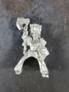 Games Workshop Warhammer Fantasy Empire Mounted Warrior Priest of Ulric - OOP