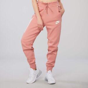 Desanimarse auricular Agradecido  Nike Sportswear NSW Women's Fleece Joggers Standard Fit 931828-685 Size  Large | eBay