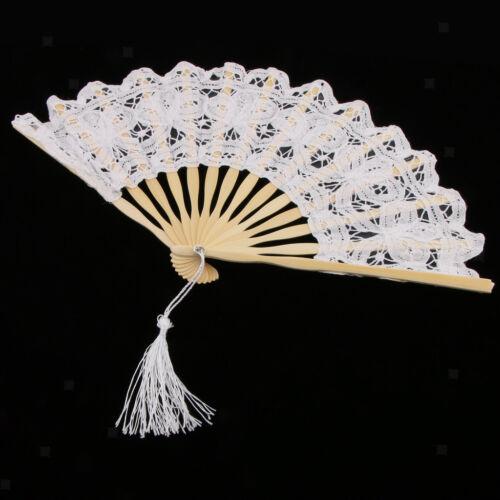 Chinesischer Handfächer Japanischer Klappfächer Hochzeit Tanzfächer
