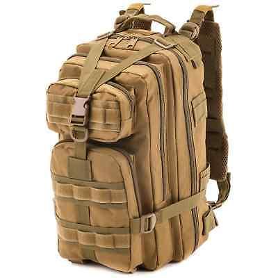 US ASSAULT PACK FLECKTARN RUCKSACK  30 Liter Assaultpack Daypack Armeerucksack