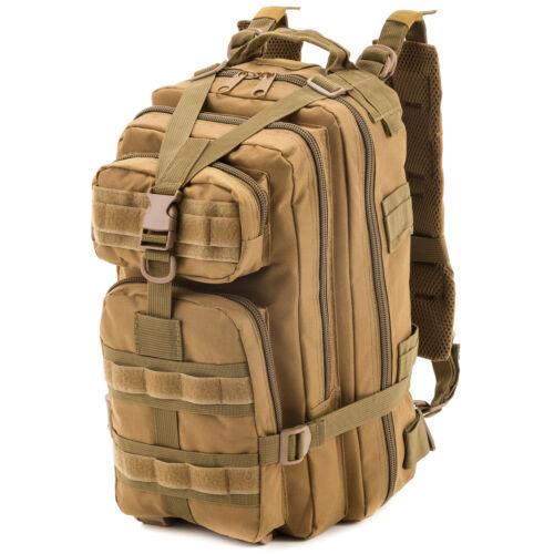 US Army Assault Pack Rucksack 26 Liter Kampftasche Einsatzrucksack Coyote