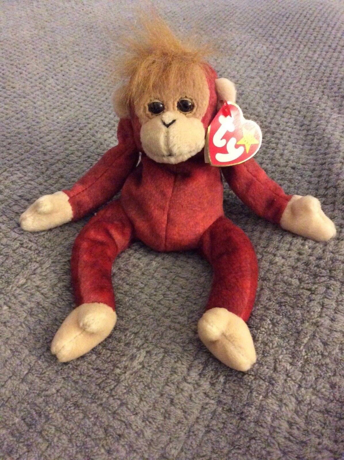 Ty Beanie Baby Schweetheart 1999 DOB January 23 a1c4bdc70a