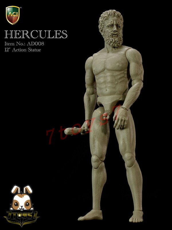 ACI Toys 1 6 AD008 Action Statue - Hercules (Herakles)_ Box Set _Art Now AT073Y