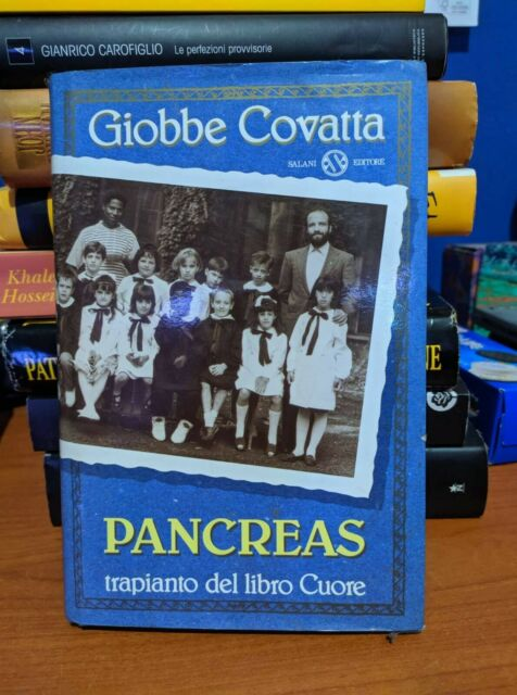 Pancreas. Trapianto del libro Cuore - di Giobbe Covatta. Umoristico