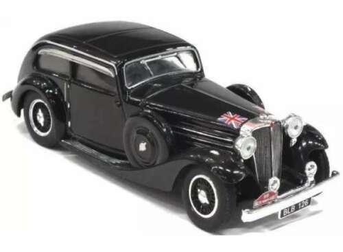 1:43 Ixo Jaguar SS1 Airline Coupe Rally Monte Carlo H Light 1935