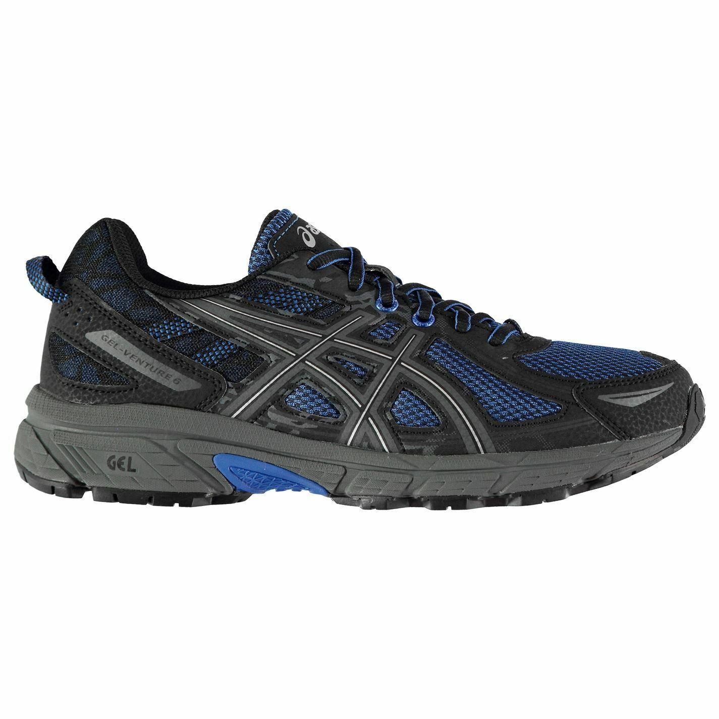 Asics Gel Venture 6 Calzado para Correr para Hombre Fitness Jogging Zapatillas zapatillas