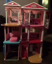 Barbie Dreamhouse Three Story Doll House