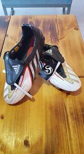 separation shoes 46878 1b8fc Image is loading Adidas-RETRO-FOOTBALL-BOOTS-PREDATOR-ABSOLUT-TRX-FG-