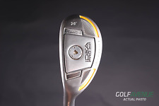Adams Idea Pro a12 Hybrid 20° Stiff Left-Handed Graphite Golf Club #3641