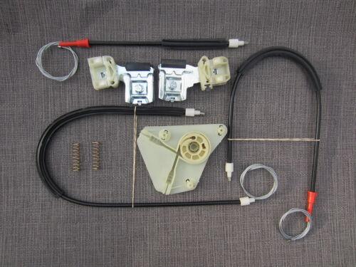 VW POLO 9N  Hatchback LEFT ELECTRIC 3 DOOR WINDOW MECHANISM REGULATOR 6Q3837461K