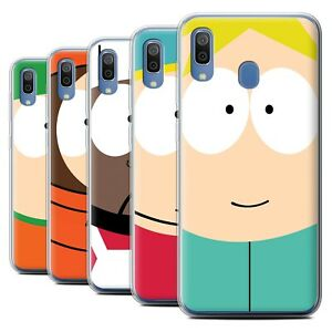 Gel-TPU-Case-for-Samsung-Galaxy-A20-A30-2019-Funny-South-Park-Inspired