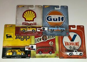 Conjunto-de-5-automoviles-combustible-Dash-2020-Hot-Wheels-Cultura-pop-caso-H-en-Stock