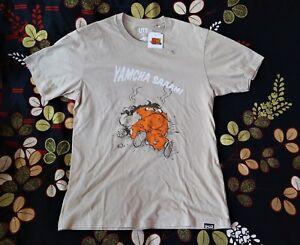 e41914714 YAMCHA Saaan Dragon Ball x Uniqlo Weekly Shonen Jump UT Ball Men's T ...