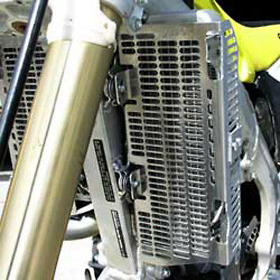 DEVOL ALUMINUM RADIATOR GUARDS:HONDA CRF 450 X CRF450X