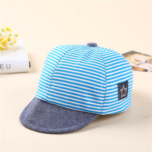 Cotton Sun Hats Toddler Infant Baby Boy Girl Baseball Cap Summer Hat Lots Styles