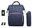Sac-a-Dos-a-Langer-Bebe-Maman-Maternite-Sac-a-Main-Baby-USB-Hook-Bottle-Bag miniatuur 8