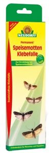 Neudorff Speisemotten Klebefalle Permanent insektizidfrei
