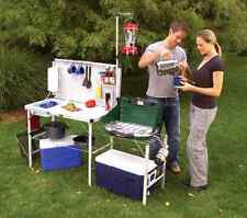 Camping Cookware Equipment Gear Outdoor Hiking Kitchen Picnic Coleman Set Pack