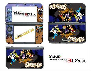 Image Is Loading SKIN STICKER AUTOCOLLANT NINTENDO NEW 3DS XL REF