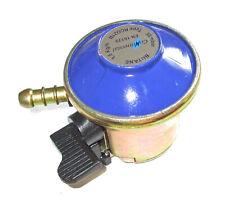 Silverline 940053 21 mm Butane Click-On Regulator