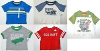 Old Navy Toddler Boys Shirts 5 To Choose From Size 6-12 Months