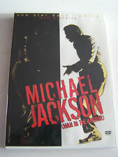 DVD  ,  MICHAEL JACKSON  ( man in the mirror ) . BON ETAT . 2007 .