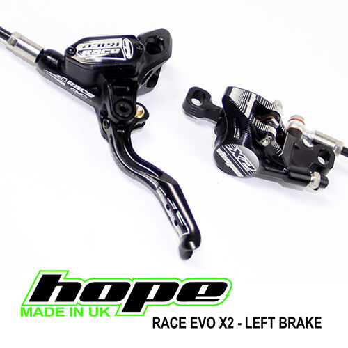 All Options Brand New Hope Stealth Race EVO X2 Brakes w// Ti Hardware
