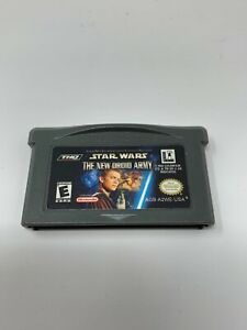 Star-wars-The-New-Droid-Army-Nintendo-GameBoy-Advance-GAME-ONLY