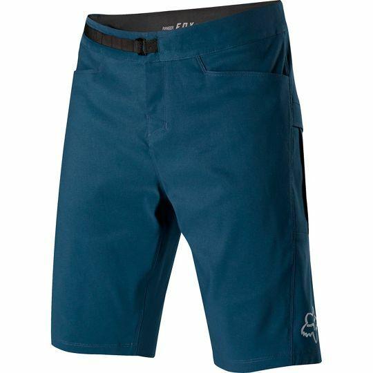 Fox Ranger short  pantalones cortos  MTB  downhill  Navy  con interior pantalones & acolchado