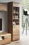 Living-room-furniture-set-glass-cabinet-Tv-unit-stand-display-LED-lights-shelf thumbnail 51