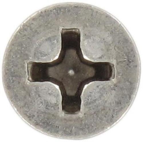 Din 7982 senkkopf-chapa tornillos forma c Phillips pH de acero inoxidable a2 a4 diverse