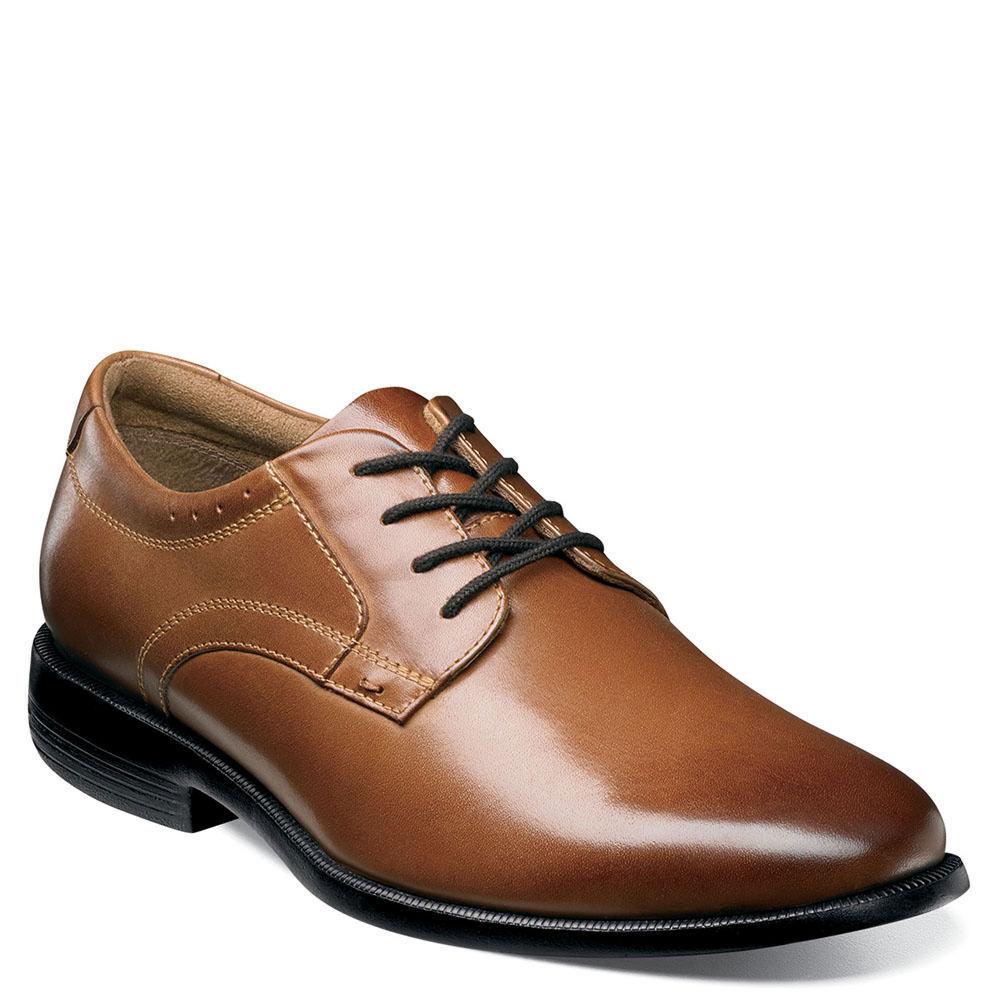 NEW MENS Nunn Bush Devine 84723 KORE Plain Toe Oxford Men's Oxford CHOOSE SIZE