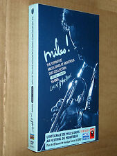 Miles Davis Live At Montreux 10 DVD Collection Box Set limité numéroté