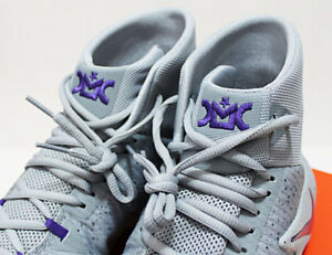 b704ff548581 NIB DS NIKE ZOOM CLEAR OUT DEMARCUS COUSINS KINGS PE 10.5 PURPLE ...