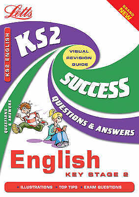 1 of 1 - KS2 English Success Q&A: Question and Answers (Success Guides), Huggins-Cooper,