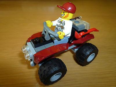 Lego City - Jail Prisoner with Turbo Car Model 4440 (New ...