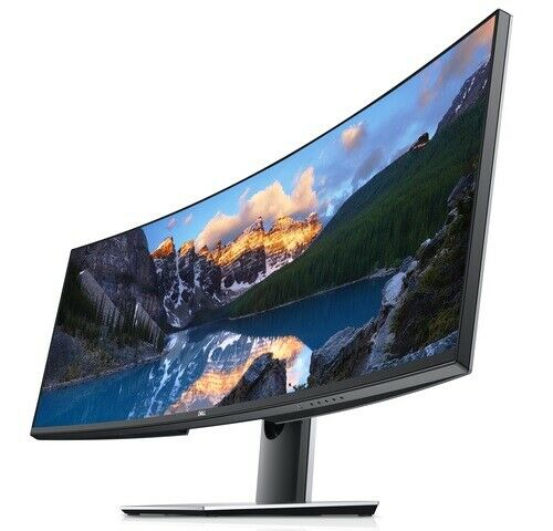 "Dell UltraSharp U4919DW  (49"") 124,5 cm LED-Monitor gebogen 5120x1440 5ms HDMI"