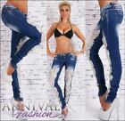 NEW SEXY LADIES RIPPED JEANS 6 8 10 12 14 WOMEN'S DESTROYED DENIM JEAN HOT PANTS