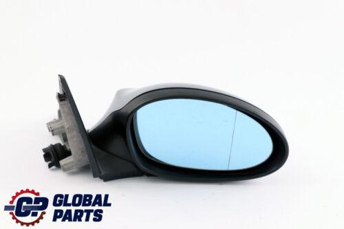 BMW Série 1 E87 3 Chauffé Aile Droite Miroir O//S Quarzblau Quartz bleu A18