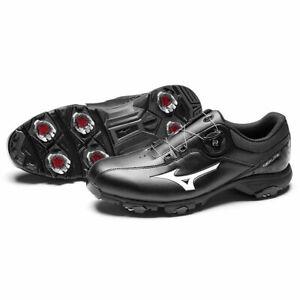 Mizuno-Mens-2019-Nexlite-Boa-005-Waterproof-Leather-Golf-Shoes-46-OFF-RRP