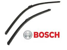 3 397 118 946 Bosch Windshield Wiper Blades Set of 2 Front New for Mercedes Pair