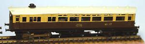 GWR-STEAM-RAILMOTOR-Body-Kit-N-Scale-1-148-UNPAINTED-Kit-B8-Langley-Models