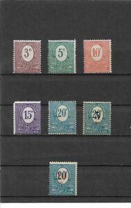 Oberschlesien-1920-Michelnummern-aus-1-12-postfrisch-Katalogwert-14